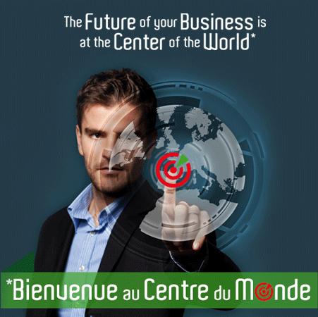 Le Centre du Monde existe !