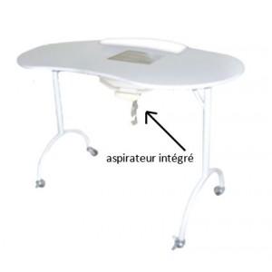 table manucure professionnelle