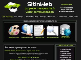 SitinWeb, votre partenaire en communication web