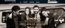 Bonobo, une marque qui se préoccupe de vous.