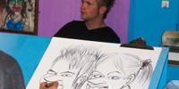 Comment se faire connaître en tant que caricaturiste ?