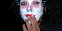 Les enfants et le spectacle de cirque