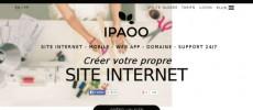 Ipaoo, La solution pour créer un site facilement.