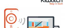 vidéo surveillance sans fil avec Kiwatch