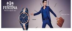 Vente en ligne de montres pour hommes et femmes