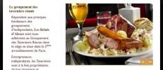Le Relais d'Alsace, une brasserie de qualité dans un cadre chaleureux